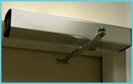 Автоматика для распашных дверей (одно и 2-х створчатых), Интенсивность - непрерывная.